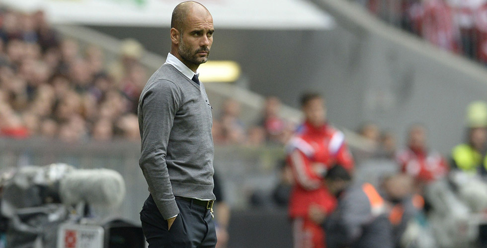 بيب غوارديولا: المدرب الجديد لسيتي