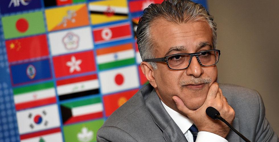 الافارقة يدعمون الشيخ سلمان في رئاسة الفيفا