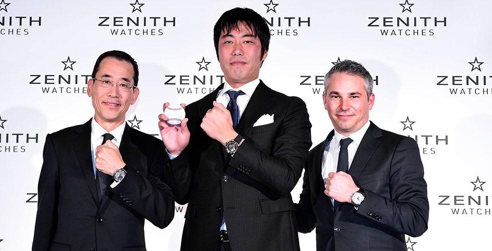 رحّبوا بسفير Zenith  الجديد
