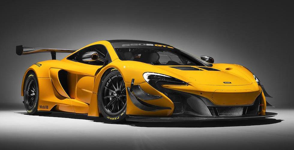 McLaren  تتحضّر لمعرض جنيف
