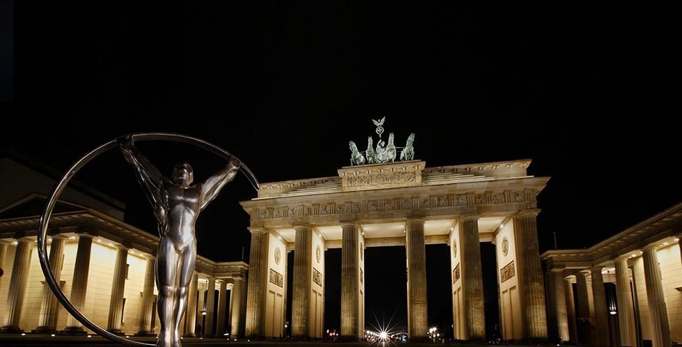 جوائز لوريوس قريباً في برلين