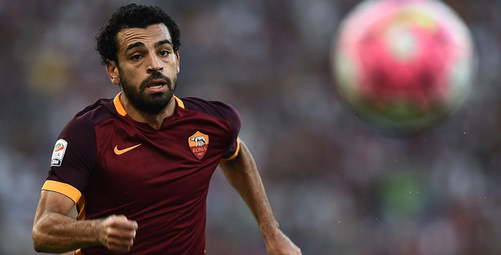 محمد صلاح يُبدع في الدوري الايطالي