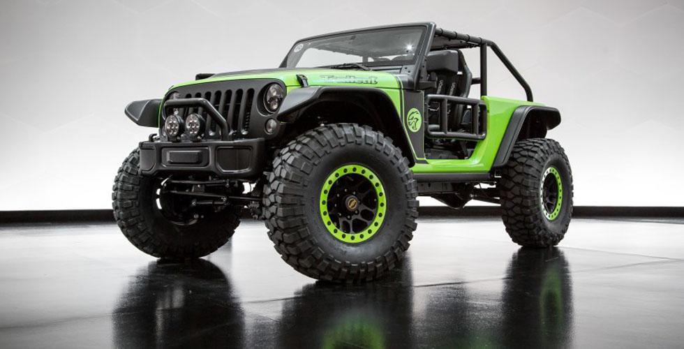 من الجحيم: Jeep Trailcat  المهيب