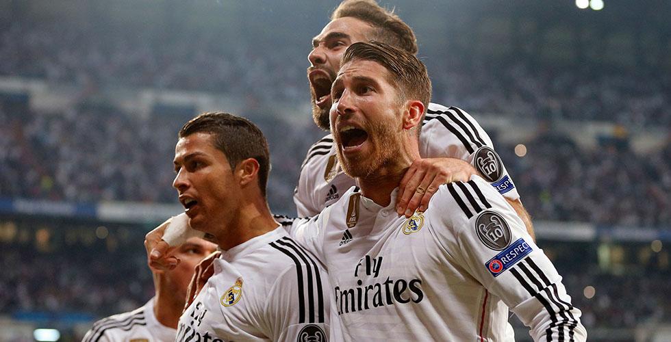 ريال مدريد والبطولة الدولية