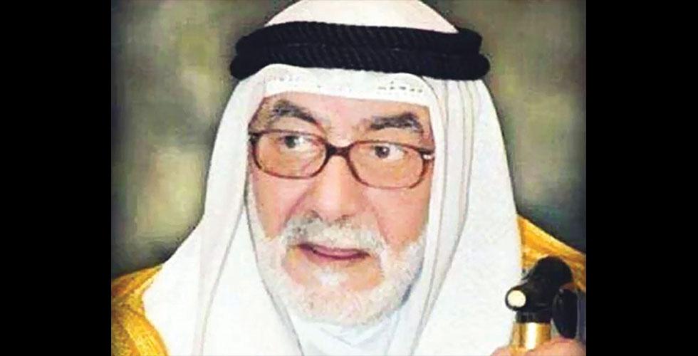 رحيل الاعلامي الكويتي مكي القلاف