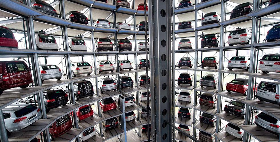 تراجع مبيع السيارات في الاسواق الاميركية