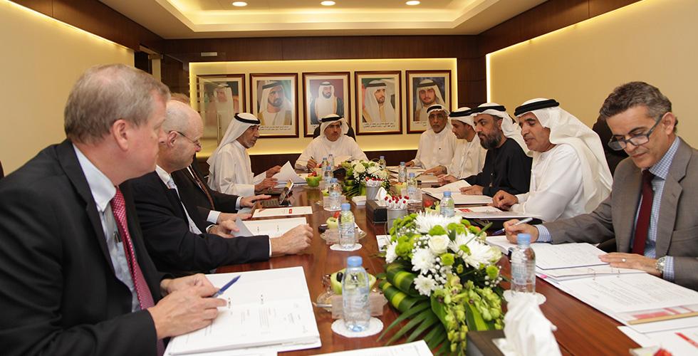 استراتيجيات الطاقة النووية في دبي
