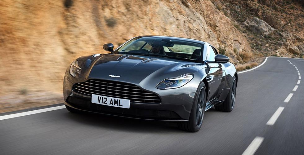 شراكة بين Aston Martin  وTotal