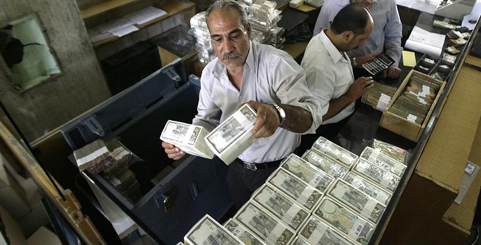 رأي السبّاق:الليرة السورية تنخفض