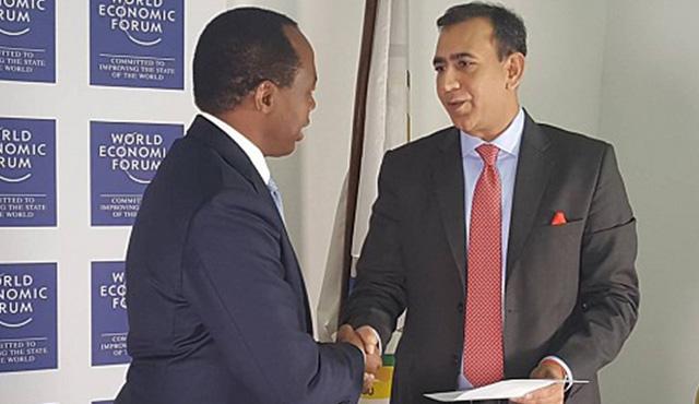 تعاون رواندا مع ماستركارد