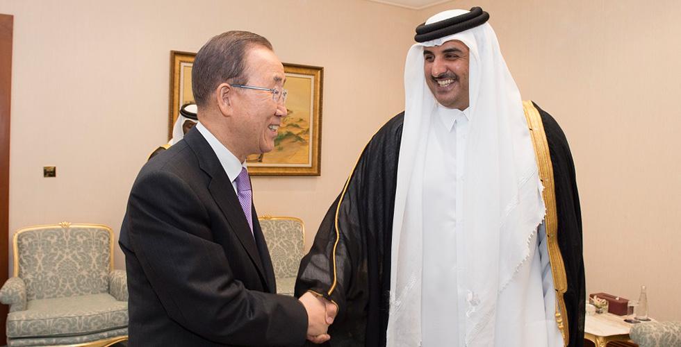 قطر ورؤية 2030