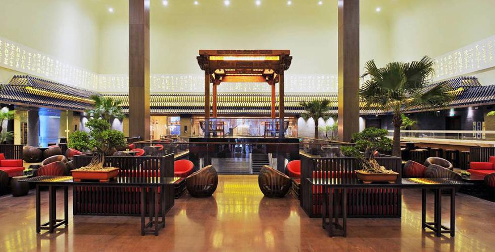 الثّقافة الصّينيّة في فندق Jumeirah Himalayas