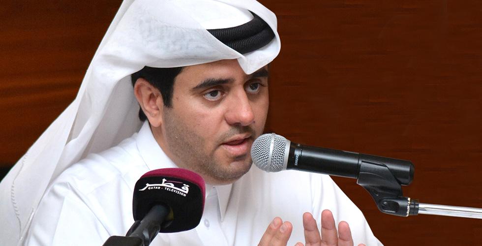 الدكتور القحطاني رجل أعمال العام