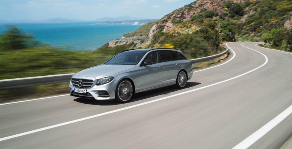 مركبة Mercedes-Benz E-class 2017