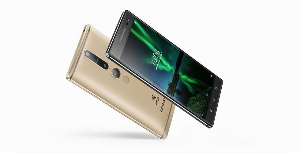 هواتف Lenovo Tango  الجديدة