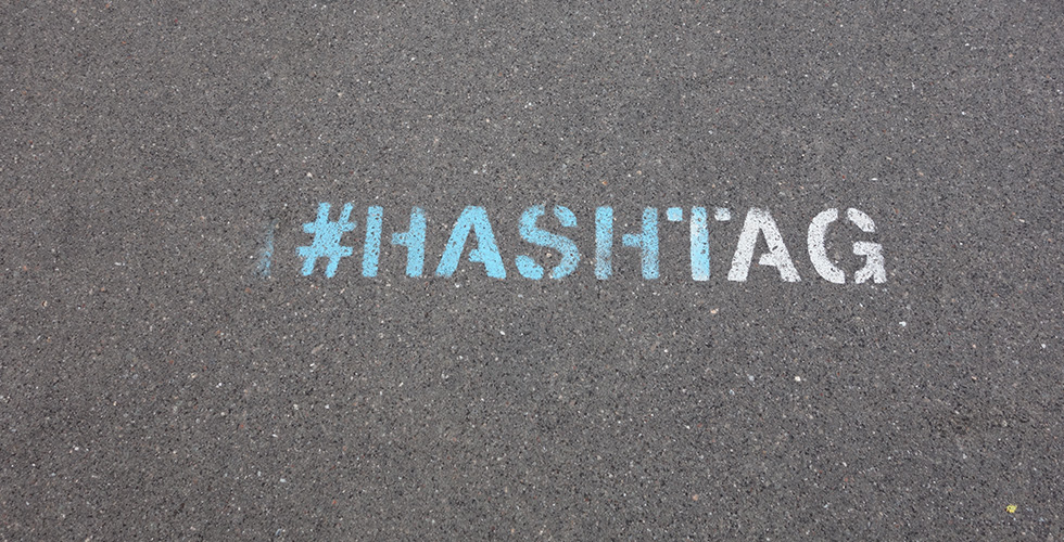 Hashtracker  لمتابعة الحملات