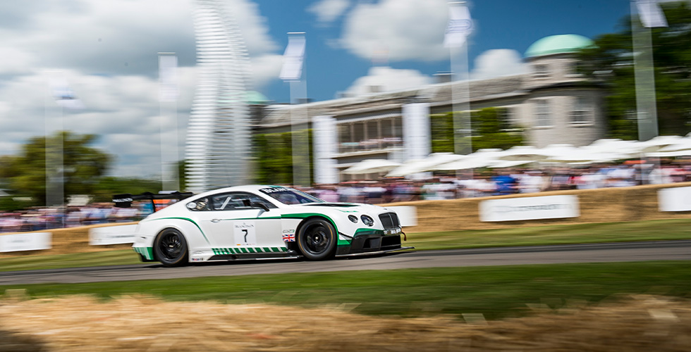 Bentleys3  إلى سباق Goodwood