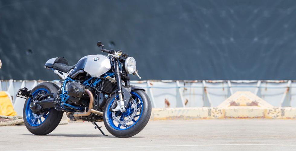 درّاجة BMW HP2  الحصريّة