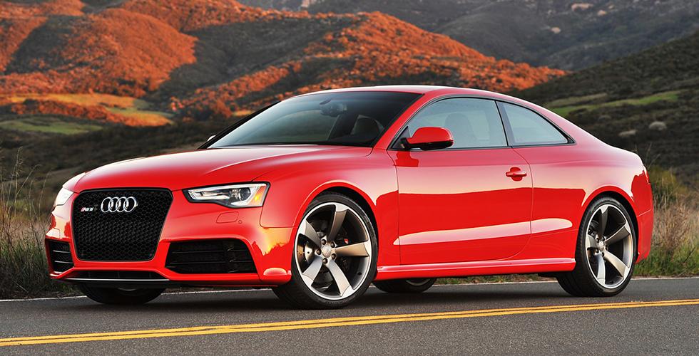 محرّك جديد لل Audi RS5
