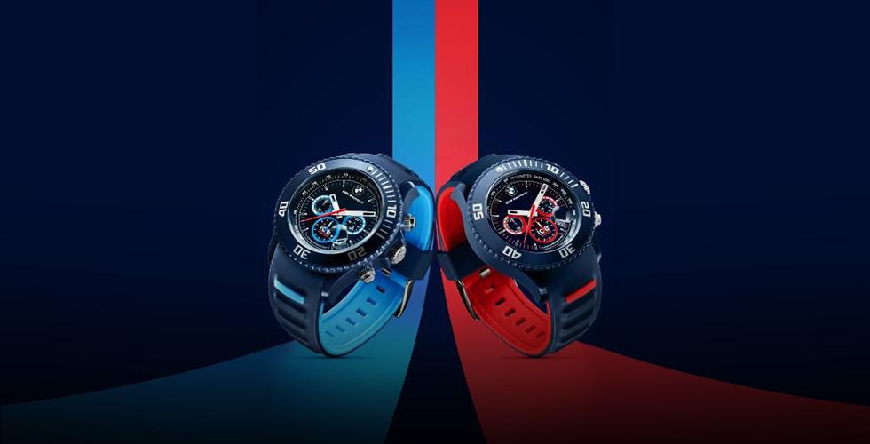ساعات Ice-Watch تكرّم BMW