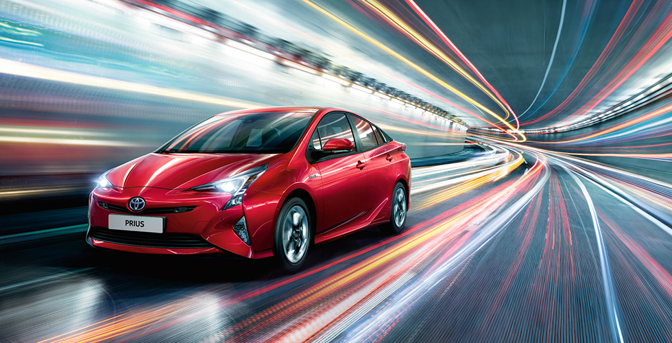 ال Prius  الجديدة تنال إعجاب الكثيرين