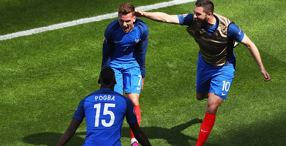نجوم المباريات الفرنسية والالمانية والبلجيكية