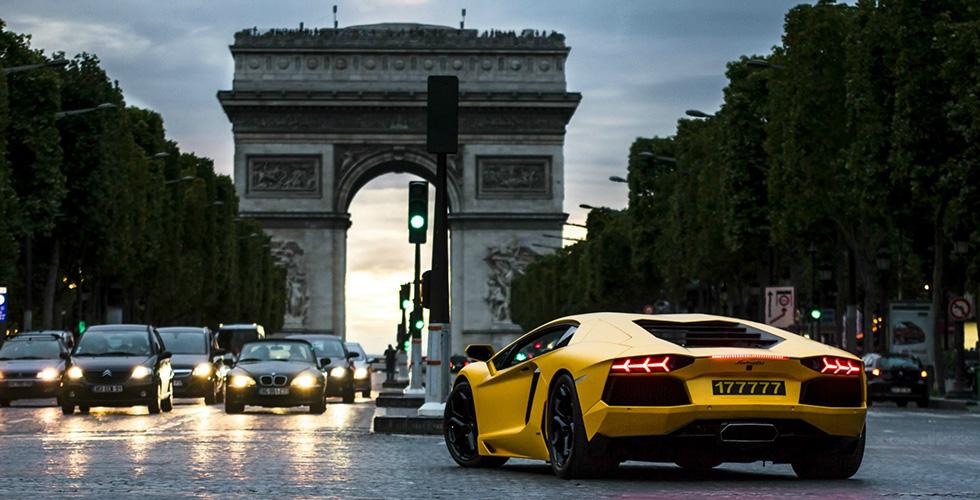 السيارات القديمة ممنوعة في باريس
