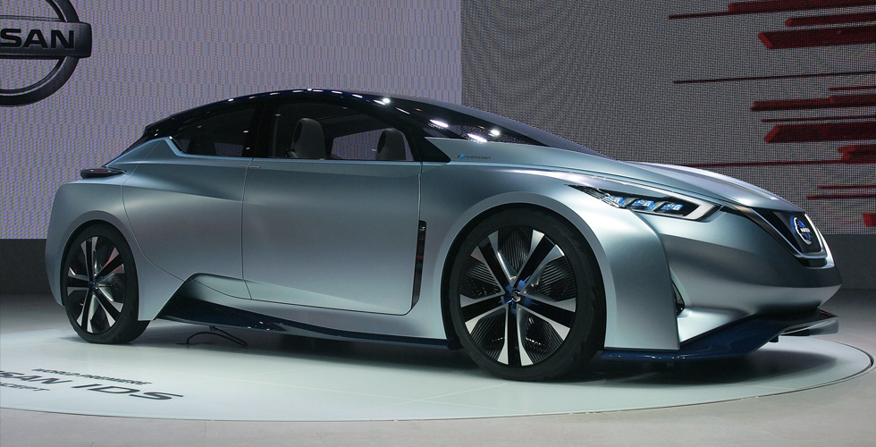 سيّارة هايبرد جديدة من Nissan؟