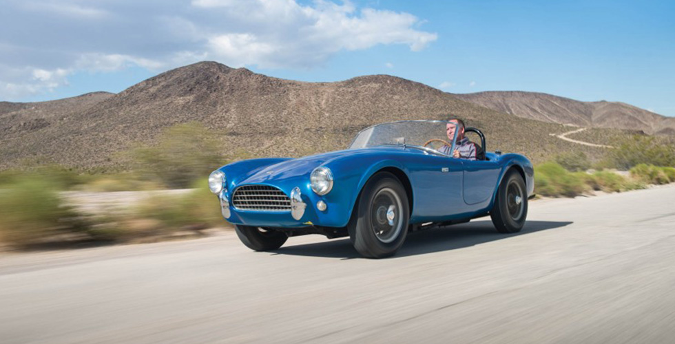 أوّل Shelby Cobra  ب 10 ملايين $