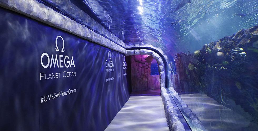 Omega  ترسو في أمريكا اللاتينية