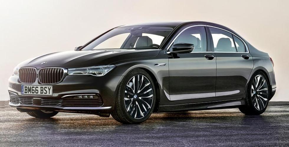 BMW G30 5 Series  إلى ديترويت