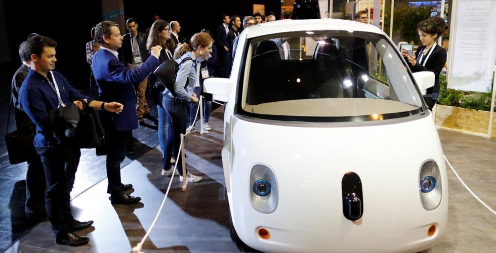 جوجل تختبر سياراتها الذاتية في الولايات الاميركية