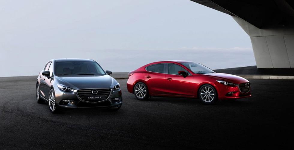 تجدّد قيادة ال Mazda 3