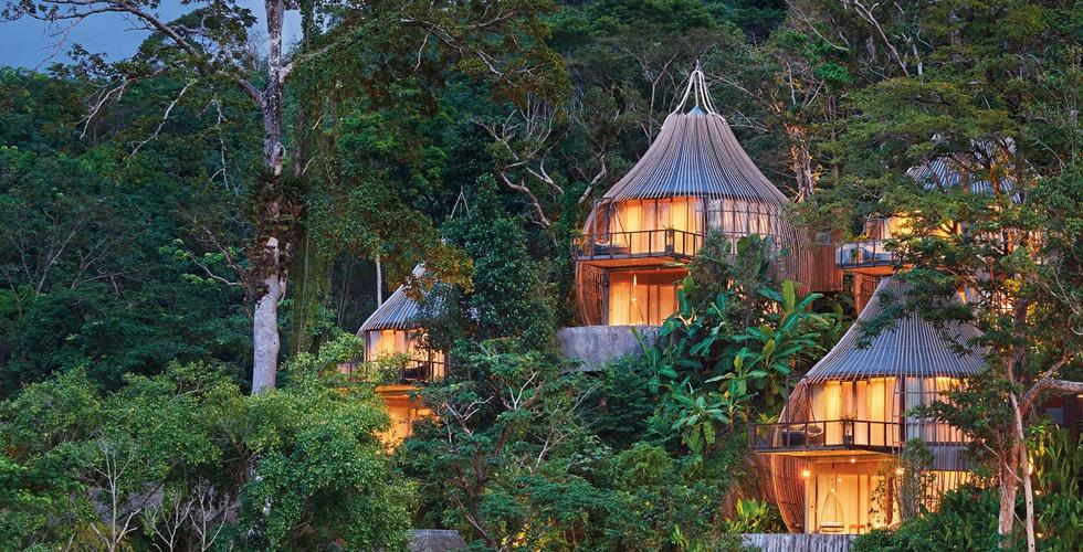 فنادق سبّاقة في تايلند