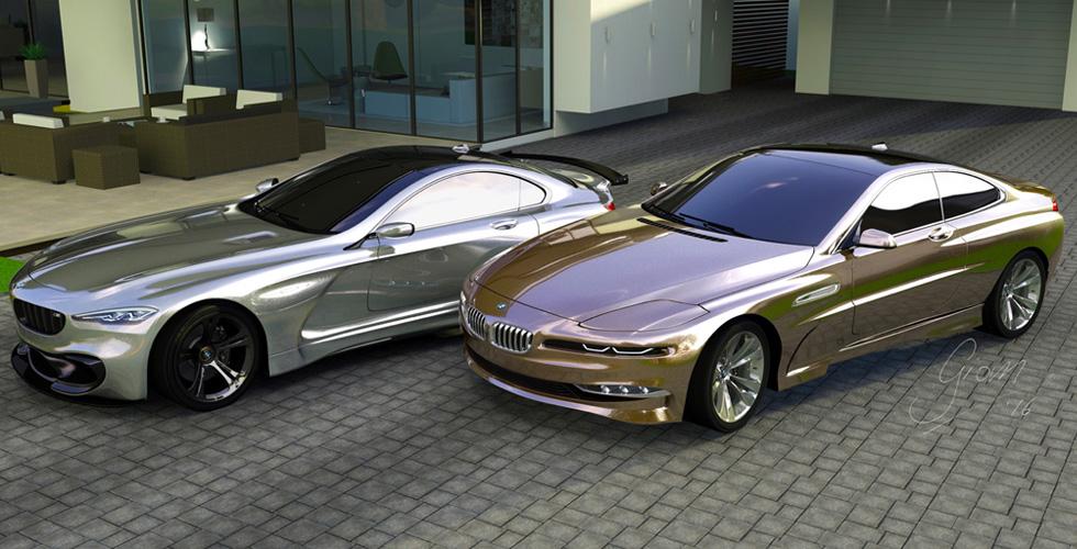 BMW 8 Series  تعود إلى الحياة