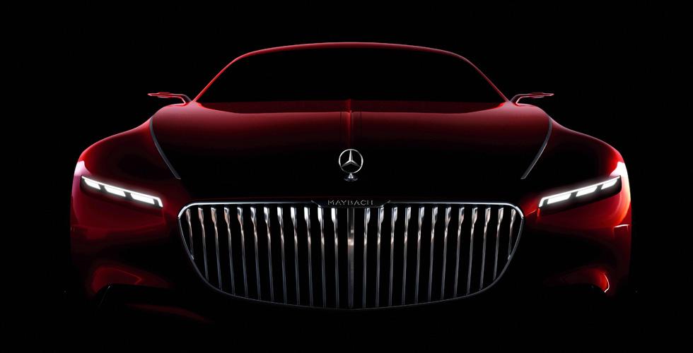 المزيد من التشويق حول Mercedes-Maybach