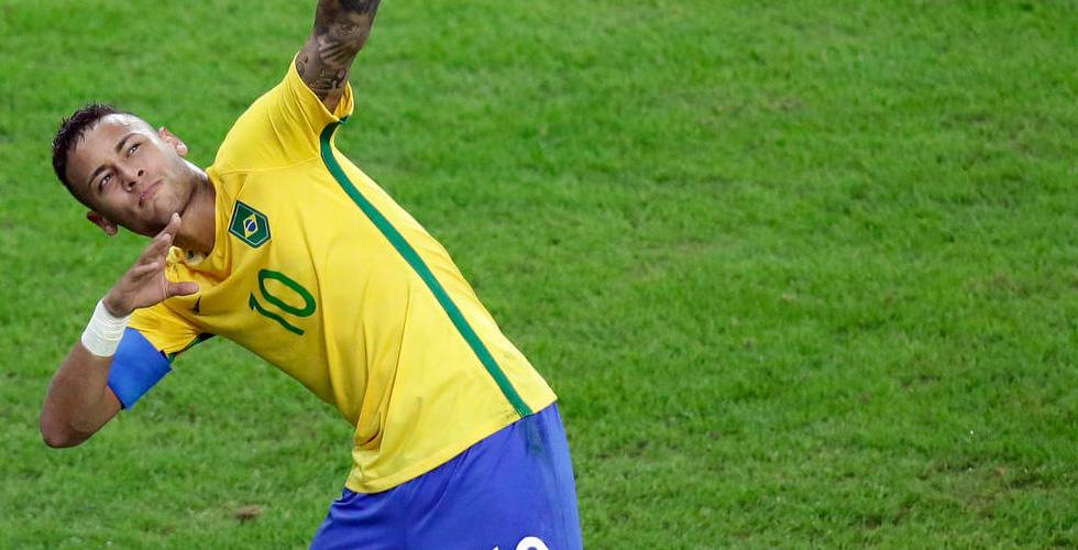 البرازيل تنتقم من المانيا