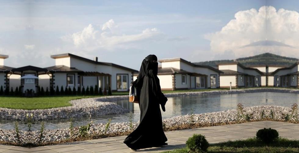 جبال البوسنة تجلب اهل الخليج