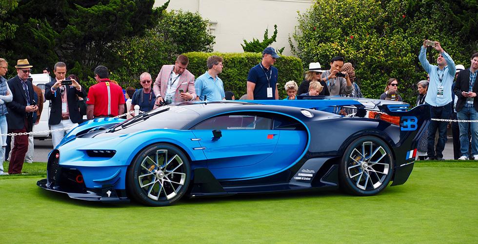 ال Bugatti Gran Turismo  المذهلة
