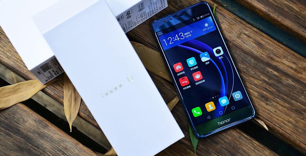 Huawei Honor 8  في الشّرق الأوسط