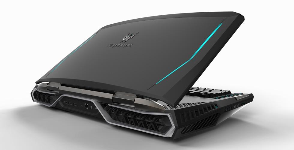 Acer:  أوّل شاشة لعب متقوّسة