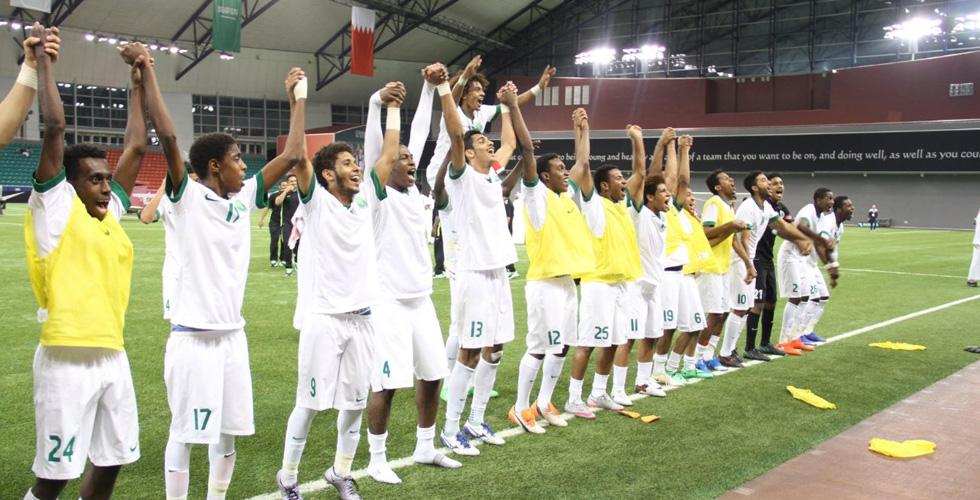 السعودية بطلة الخليج