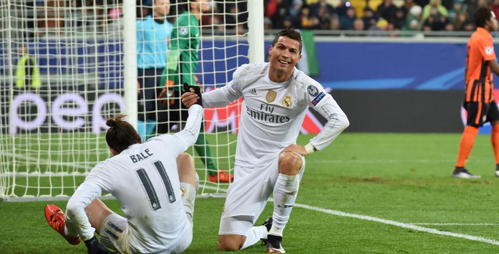 ست مباريات لريال مدريد هذا الشهر