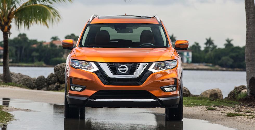 Nissan  وسيّارة العبور الهايبرد الجديدة