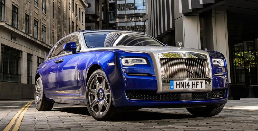 Rolls-Royce  تجعل سيّاراتها أكثر عصريّة