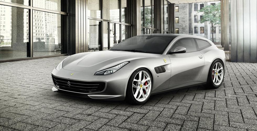 إليكم ال Ferrari GTC4Lusso T
