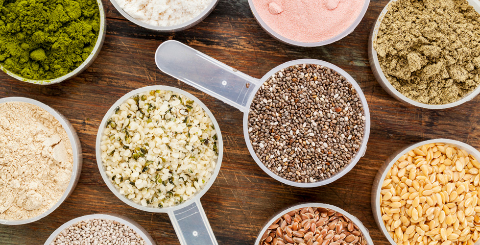 تشجيع البروتين النباتي