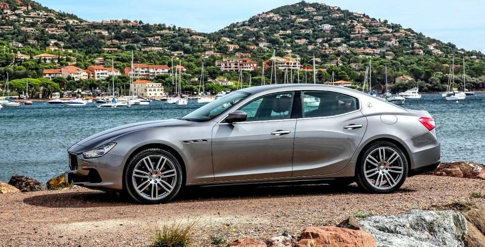 ال 2017 Maserati Ghibli  تتجمّل