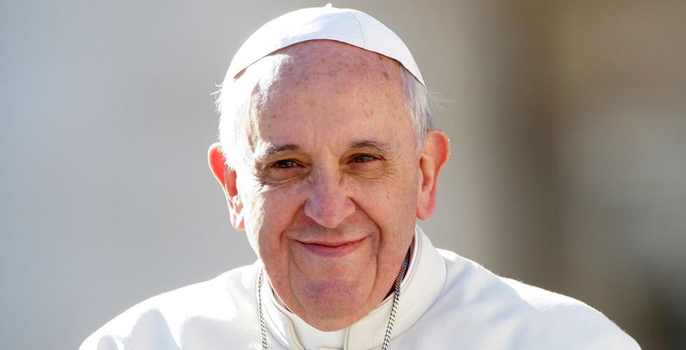 البابا وحاكم دبي في مباريات السلام