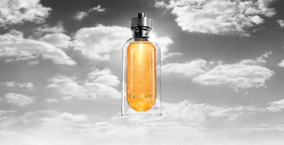 Cartier والعطر الرجالي الفاخر